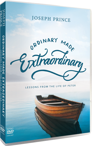 Ordinary Made Extraordinary—Lessons From The Life Of Peter (DVD Album)