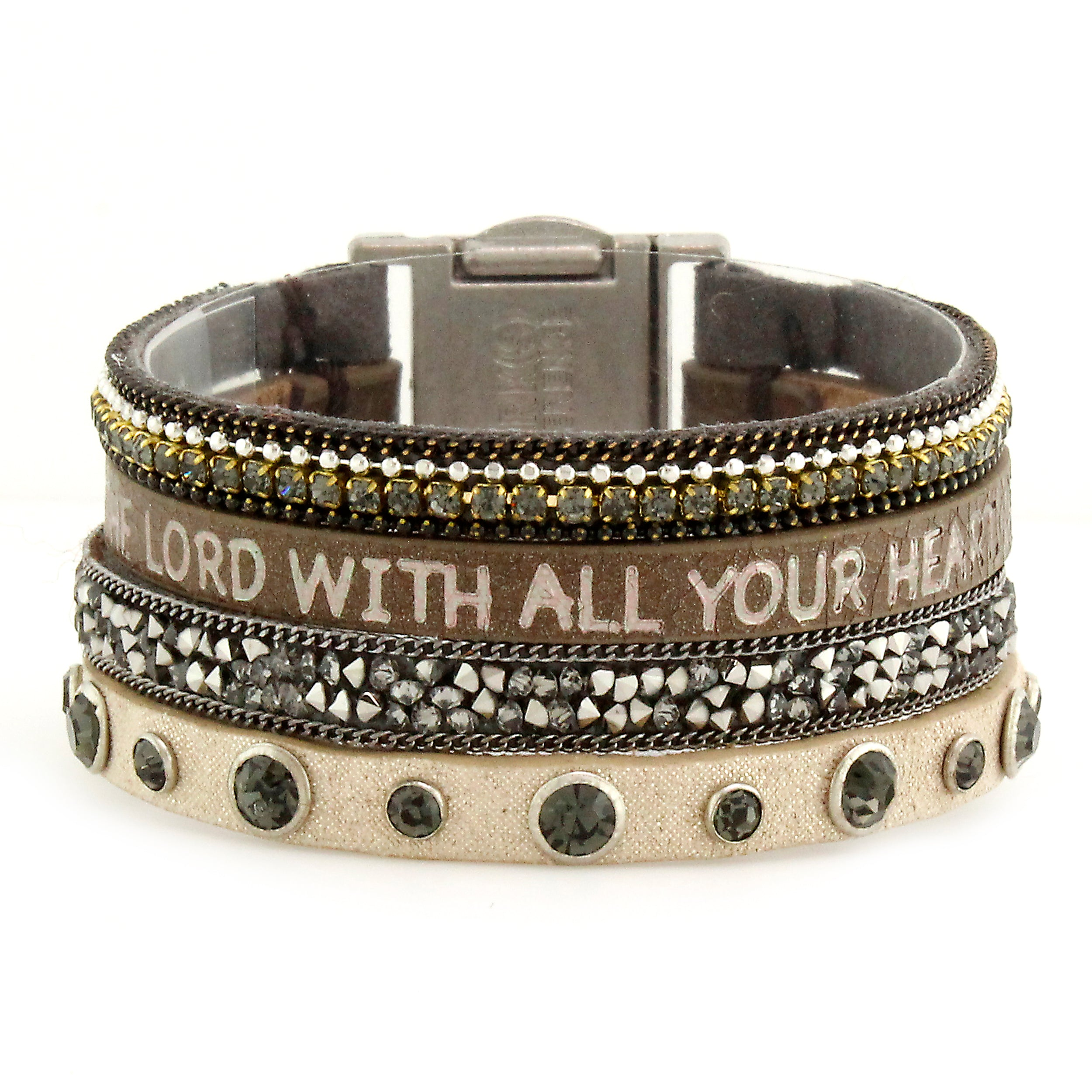 ROCKONLINE | New Creation Church | Joseph Prince | Bracelets | Fashion | Accessories | Apparel | Youth | Leather Bracelet, Unity Quad Bible | Leather Accessories | Goodworks Make A Difference | Christian Gifts | Rock Bookshop | Rock Bookstore | Star Vista | Free Delivery for Singapore Orders above $50.