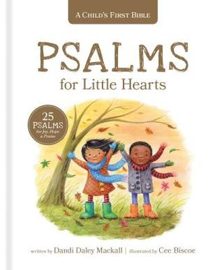 Psalms For Little Hearts, Hardcover