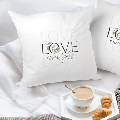 ROCKOnline | Cotton Twill Throw Pillow | Home Living | New Creation Church | Joseph Prince | Lifestyle | Christian Gifts | Home Decor | Star Vista | Rock Bookshop | Rock Bookstore | Free delivery for Singapore Orders above $50