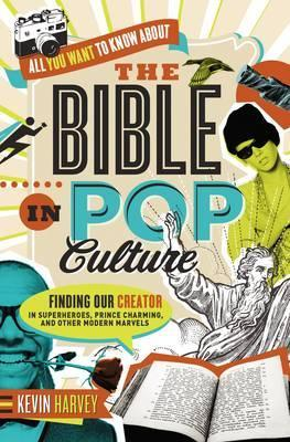 ROCKONLINE | New Creation Church | NCC | Joseph Prince | ROCK Bookshop | ROCK Bookstore | Star Vista | All You Want to Know About the Bible in Pop Culture | Pop Culture | Influence | Christianity | Free delivery for Singapore Orders above $50.
