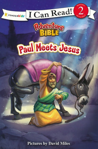 The Beginner's Bible, Paul Meets Jesus