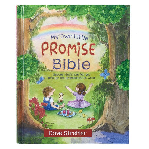 ROCKONLINE | New Creation Church | NCC | Joseph Prince | ROCK Bookshop | ROCK Bookstore | Star Vista | Children | Kids | Promise|  God's Love | Bible Stories |My Own Little Promise Bible | Free delivery for Singapore Orders above $50.
