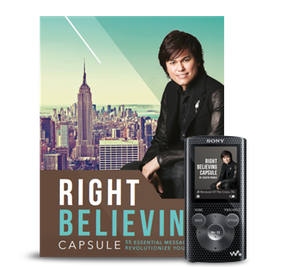 Right Believing Capsule - 55 Sermons (mp3 player)