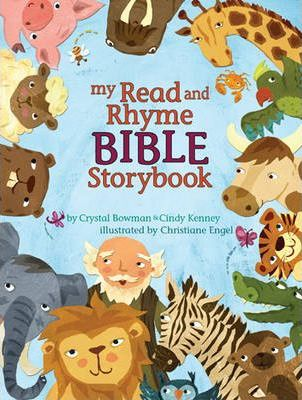 My Read and Rhyme Bible Storybook, Hardcover
