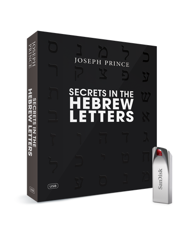 Secret Of The Hebrew Letters USB Series