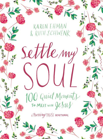 Settle My Soul, Hardcover