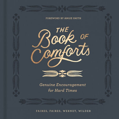 The Book Of Comforts, Hardcover