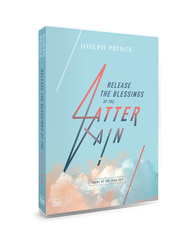 Release The Blessings Of The Latter Rain (DVD Album)