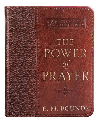 ROCKOnline | New Creation Church | Joseph Prince | Lifestyle | Christian Gifts | The Power of Prayer, Leather Flexcover | Free delivery for Singapore Orders above $50