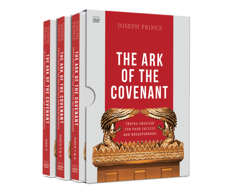 The Ark Of The Covenant—Truths Unveiled For Your Success And Breakthrough (DVD Album)