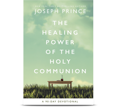 ROCKONLINE | New Creation Church | Joseph Prince | ROCK Bookshop | NCC | Christian Living | Devotional | Holy Communion | Healing | Health | Wholeness | The Healing Power of the Holy Communion | Free shipping for Singapore orders above $50