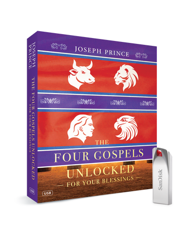 The Four Gospels Unlocked For Your Blessings USB Series