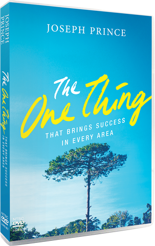 The One Thing That Brings Success In Every Area (DVD Album)