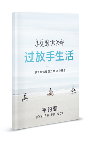享受恩典生命 过放手生活 (Thoughts For Let-Go Living – Simplified Chinese)