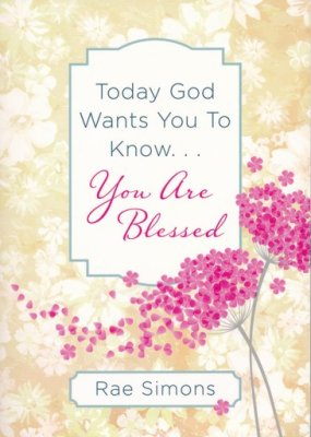 ROCKONLINE | New Creation Church | NCC | Joseph Prince | ROCK Bookshop | ROCK Bookstore | Star Vista | Today God Wants You To Know... You are Blessed | Devotional | Rae Simons | Free delivery for Singapore Orders above $50.