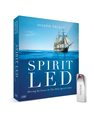 Spirit Led-Moving By Grace In The Holy Spirit's Gifts USB Series