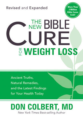ROCKONLINE | New Creation Church | NCC | Joseph Prince | ROCK Bookshop | ROCK Bookstore | Star Vista | The New Bible Cure For Weight Loss | Weight Loss | Cure | Practical Help | Don Colbert | Free delivery for Singapore Orders above $50.