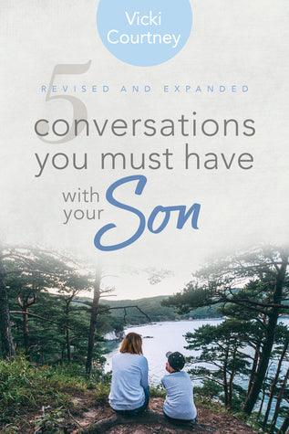 ROCKONLINE | New Creation Church | NCC | Joseph Prince | ROCK Bookshop | ROCK Bookstore | Star Vista | Mother & Son | Parenting | Motherhood | 5 Conversations You Must Have with Your Son | Free delivery for Singapore Orders above $50.