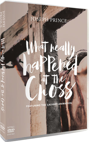 What Really Happened At The Cross (DVD Album)