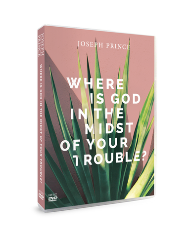 ROCKONLINE | New Creation Church | NCC | DVD Sermon | Joseph Prince | Where Is God In The Midst Of Your Trouble | Rock Bookshop | Rock Bookstore | Star Vista | Free delivery for Singapore orders above $50.