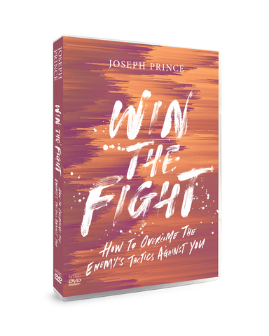 Win The Fight!—How To Overcome The Enemy's Tactics Against You (4-DVD Album)