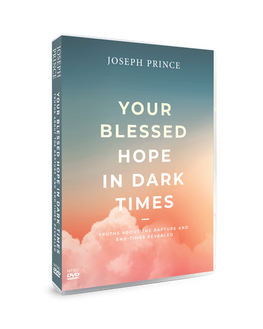ROCKONLINE | New Creation Church | NCC | DVD Album | Joseph Prince | Your Blessed Hope In Dark Times | Rock Bookshop | Rock Bookstore | Star Vista | Free delivery for Singapore orders above $50.