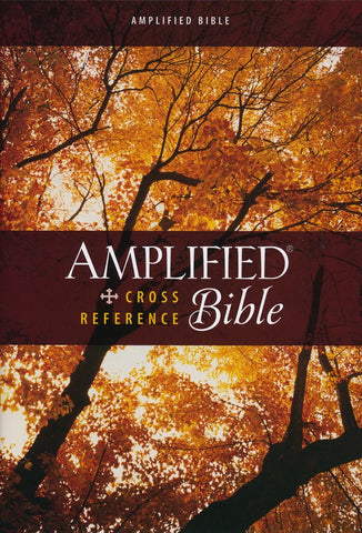 Amplified Cross-Reference Bible (Hardcover)