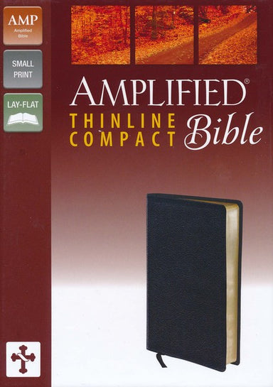 ROCKONLINE | New Creation Church | NCC | Joseph Prince | ROCK Bookshop | ROCK Bookstore | Star Vista | AMP | Amplified Thinline Compact Bible | Free delivery for Singapore Orders above $50.