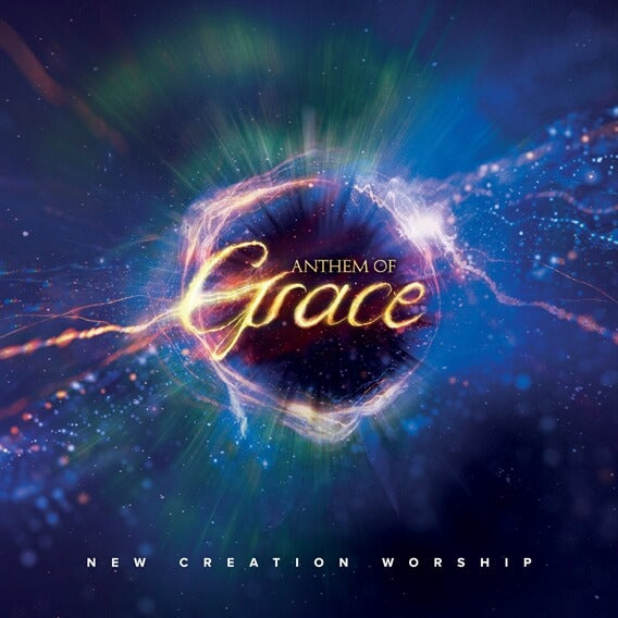 ROCKONLINE | New Creation Church | NCC | Joseph Prince | ROCK Bookshop | ROCK Bookstore | Star Vista | New Creation Worship | English Music | English | Christian Worship | Anthem Of Grace by New Creation Worship (CD) | Free delivery for Singapore orders above $50.