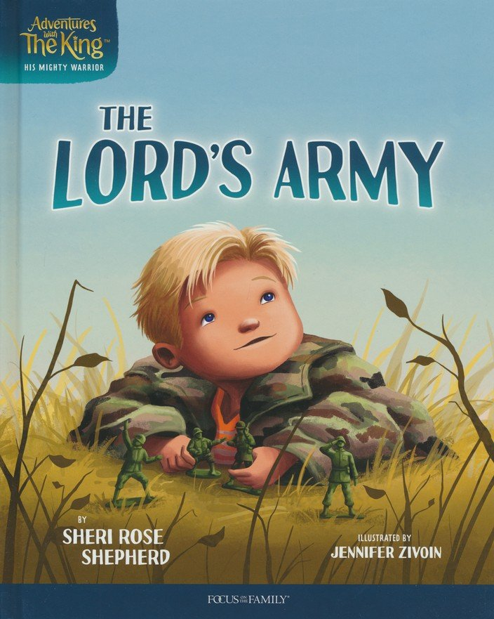 ROCKONLINE | New Creation Church | NCC | Joseph Prince | ROCK Bookshop | ROCK Bookstore | Star Vista | Children | Kids | Preschooler | Prayer | The Lord's Army, Hardcover | Free delivery for Singapore Orders above $50.