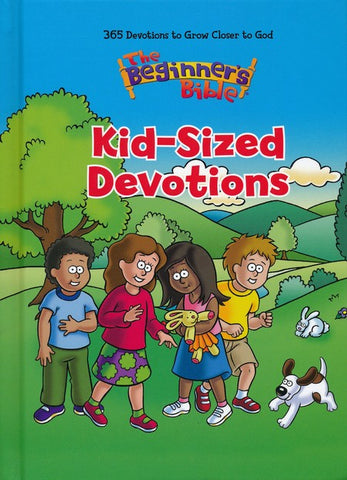 The Beginner's Bible Kid-Sized Devotions (Hardcover)