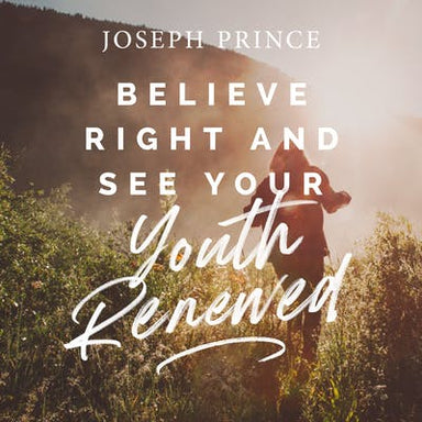 ROCKONLINE | New Creation Church | NCC |  Sermon CD | Joseph Prince | Believe Right And See Your Youth Renewed | Rock Bookshop | Rock Bookstore | Star Vista | Free delivery for Singapore orders above $50.