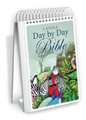 Candle Day by Day Bible: In a Year