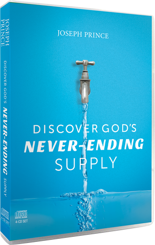 Discover God's Never-Ending Supply