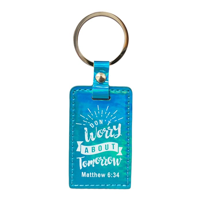 ROCKONLINE | New Creation Church | Joseph Prince | LuxLeather Keyring | Scriptures Keychain | Keyring | Small Gifts | Bag Charms | Bag Tags | Elim Arts | Rock Bookshop | Rock Bookstore | Star Vista | Free Delivery for Singapore Orders above $50.