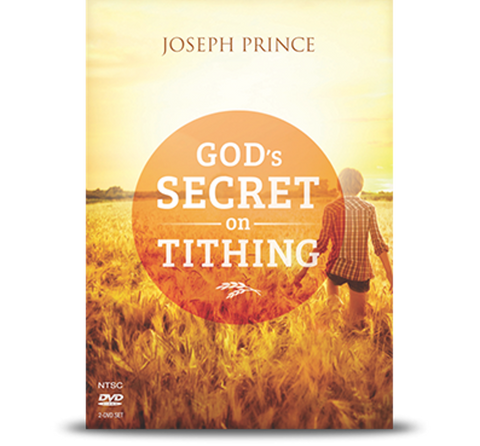 God's Secret On Tithing (DVD Album)
