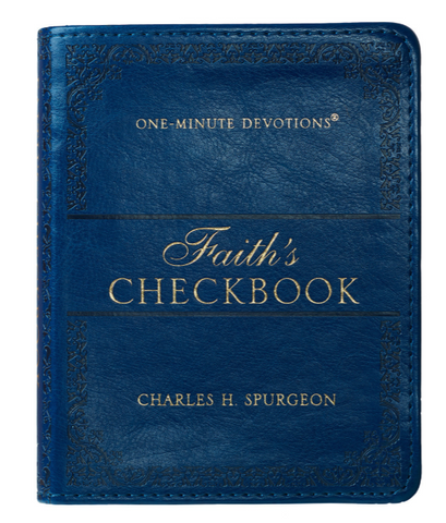 Faith's Checkbook, Luxleather
