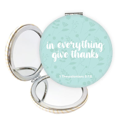 ROCKOnline | New Creation Church | Joseph Prince | Lifestyle | Christian Gifts | Assorted Mini Verse Compact Mirrors | Free delivery for Singapore Orders above $50