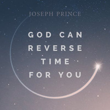 ROCKONLINE | New Creation Church | NCC |  Sermon CD | Joseph Prince | God Can Reverse Time For You | Theme Of The Year | Rock Bookshop | Rock Bookstore | Star Vista | Free delivery for Singapore orders above $50.