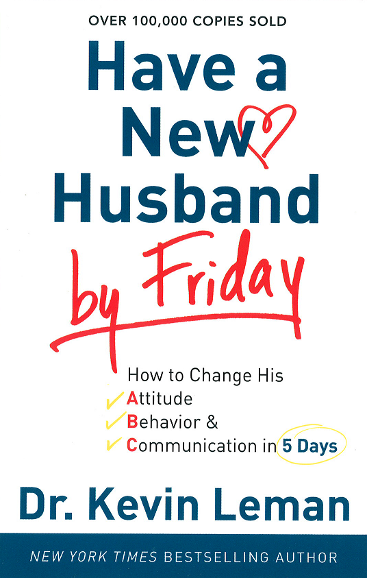 ROCKONLINE | New Creation Church | NCC | Joseph Prince | ROCK Bookshop | ROCK Bookstore | Star Vista | Have A New Husband By Friday | Marriage | Free delivery for Singapore Orders above $50.