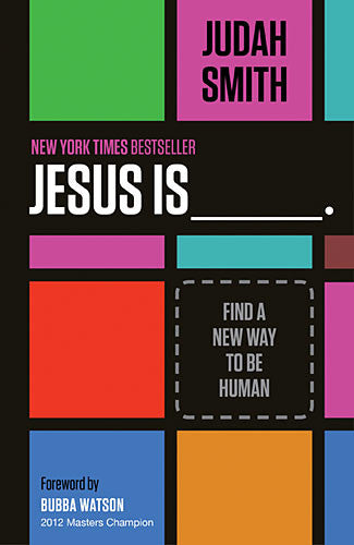 ROCKONLINE | New Creation Church | NCC | Joseph Prince | ROCK Bookshop | ROCK Bookstore | Star Vista | Judah Smith | Faith | God's Love | Jesus Is by Judah Smith | Free delivery for Singapore Orders above $50