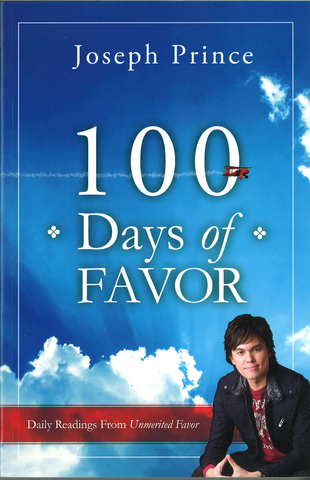 ROCKONLINE | New Creation Church | Joseph Prince | ROCK Bookshop | NCC | Christian Living | 100 Days Of Favor  Devotional | Free shipping for Singapore orders above $50
