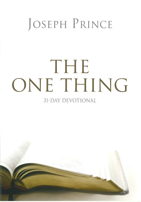 The One Thing 31-Day Devotional