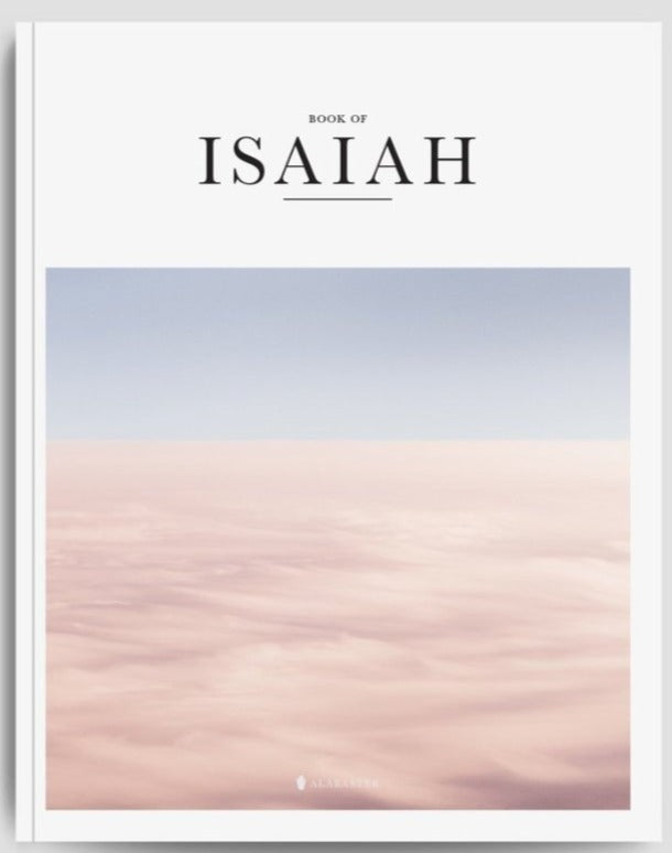 ROCKONLINE | New Creation Church | Joseph Prince | Christian Living | Alabaster Co. | Christian Creative | The Book of Isaiah | NLT | Bible | Free Shipping for Singapore Orders above $50.