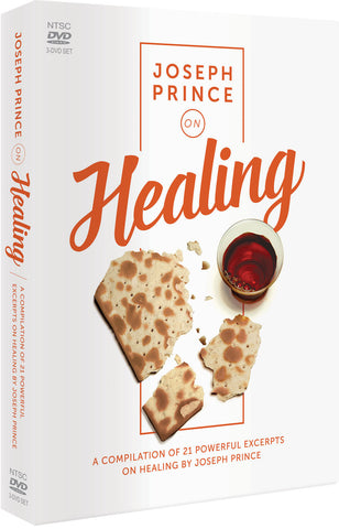 Joseph Prince On Healing (DVD Album)