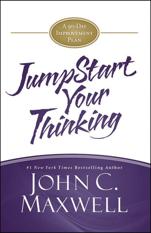 Jump Start Your Thinking: A 90-Day Improvement Plan