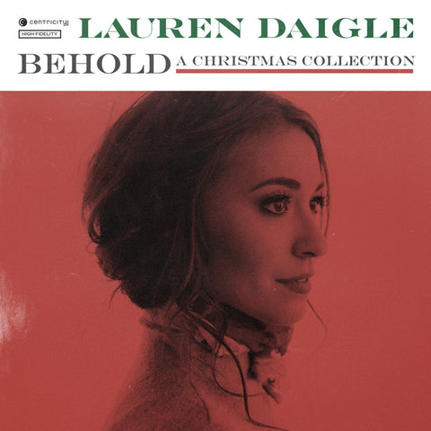 Behold (A Christmas Collection) – Lauren Daigle