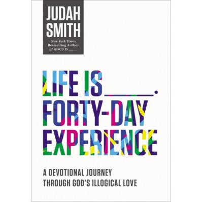 ROCKONLINE | New Creation Church | NCC | Joseph Prince | ROCK Bookshop | ROCK Bookstore | Star Vista | Life Is ________. Forty-Day Experience | Judah Smith | Free delivery for Singapore Orders above $50.