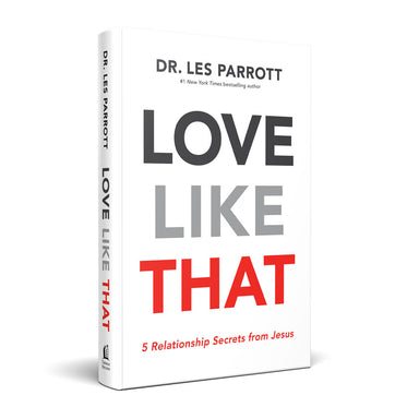 ROCKONLINE | New Creation Church | NCC | Joseph Prince | ROCK Bookshop | ROCK Bookstore | Star Vista | Love Like That | Dr. Les Parrott | Free delivery for Singapore Orders above $50.